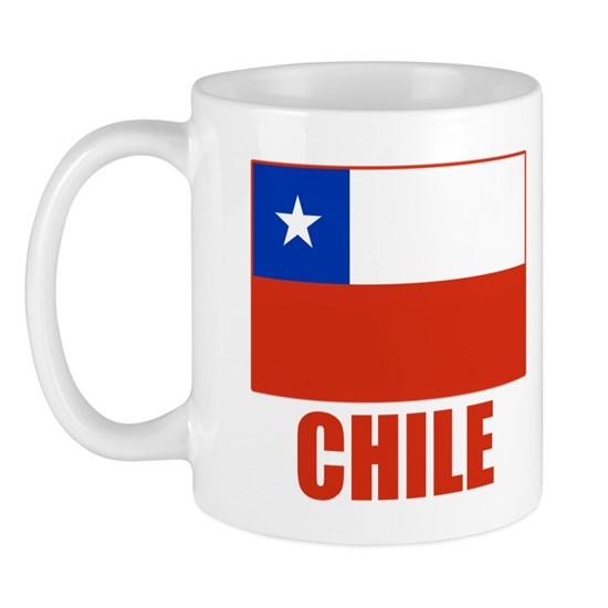 CHILE FLAG T SHIRT