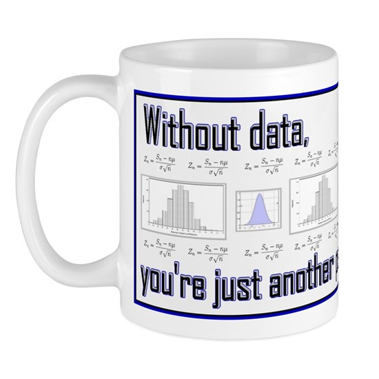 with out data mug with name