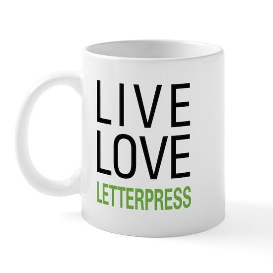 Live Love Letterpress