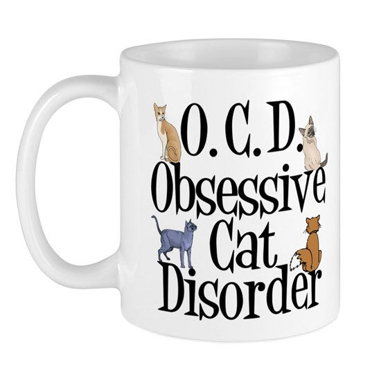 Obsessive Cat Disorder