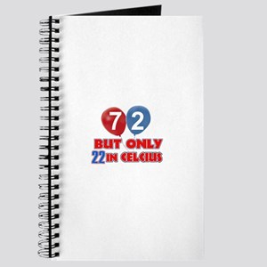 72 year old designs Journal
