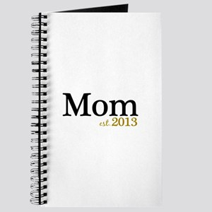 New Mom Est 2013 Journal