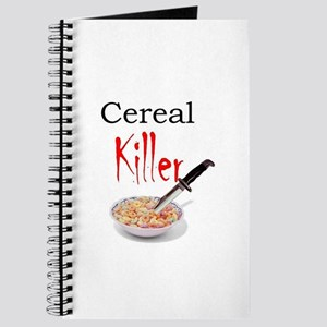 cereal killer Journal