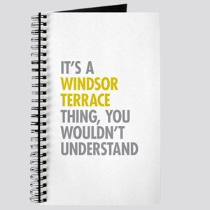 Windsor Terrace Thing Journal