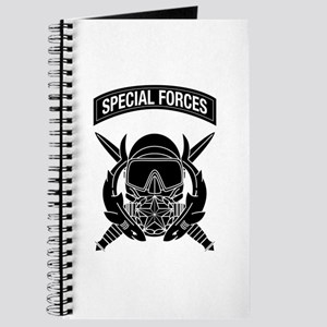 Combat Diver Supervisor w Tab B-W Journal