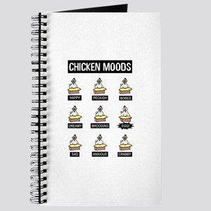 Chicken Moods Journal