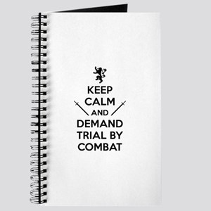 Trial By Combat Journal