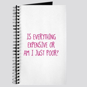 Is Everything Expensive Journal