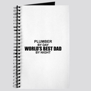 World's Best Dad - Plumber Journal