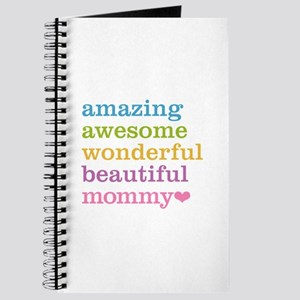 Mommy - Amazing Awesome Journal