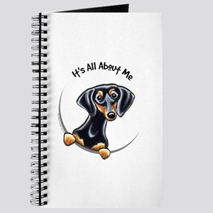 Black Tan Dachshund Journal