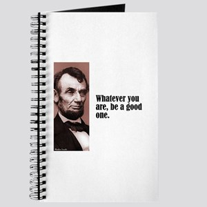 "Lincoln ""Good One"" Journal"