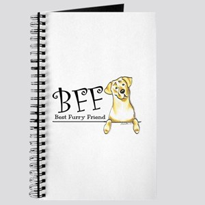 Yellow Lab BFF Journal