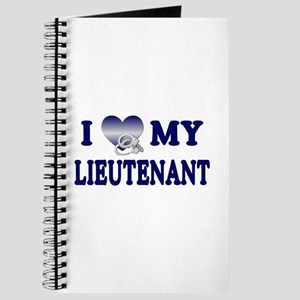 Love My Lieutenant Journal
