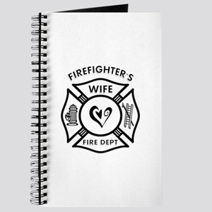 Firefighters Wife Journal