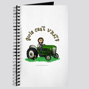 Light Green Farmer Journal