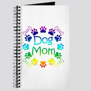 """Dog Mom"" Journal"