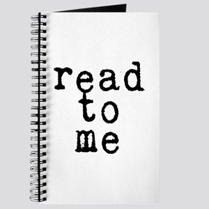 read to me 10x10 Journal