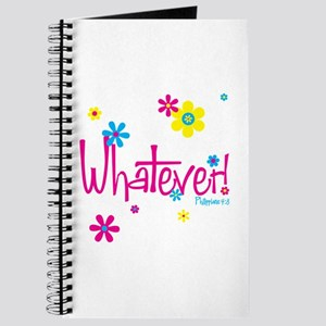 Whatever! Journal
