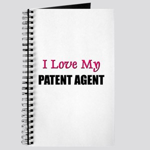 I Love My PATENT AGENT Journal