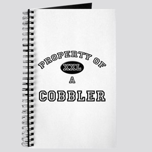 Property of a Cobbler Journal