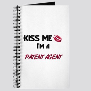 Kiss Me I'm a PATENT AGENT Journal