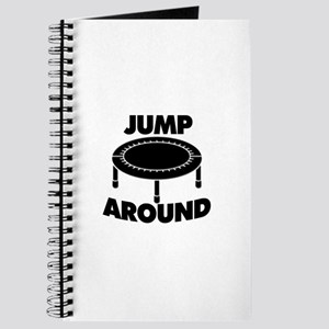 Jump Around Trampoline Journal