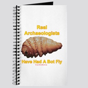 Real Archaeologists Have Had A Bot Fly Journal