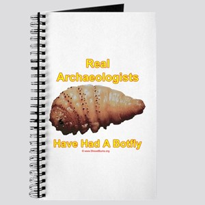 Real Archaeologists Have Had A Botfly Journal