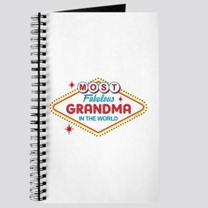 Las Vegas Fabulous Grandma Journal