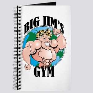 Big Jim's Gym Journal