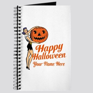 Pinup Halloween Journal