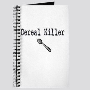 Buy Cereal Killer Funny shirt Journal
