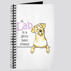 Yellow Lab BF Journal