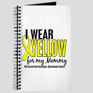 I Wear Yellow 10 Endometriosis Journal