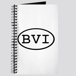 BVI Oval Journal