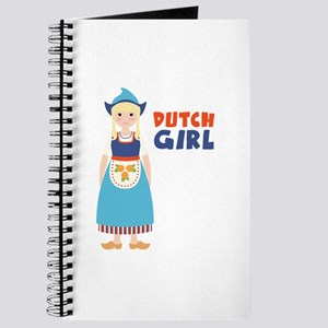 DUTCH GIRL Journal