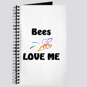 Bees Love Me Journal
