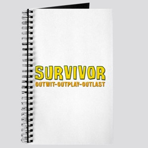 Survivor Outwit Outplay Outlast Journal
