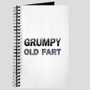 grumpy old fart Journal