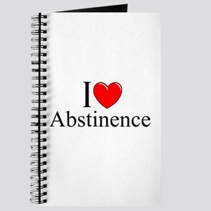 """I Love (Heart) Abstinence"" Journal"