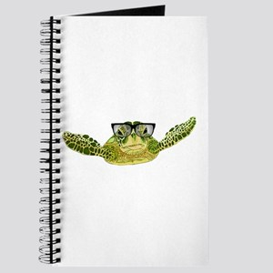 Turtle nerd power Journal