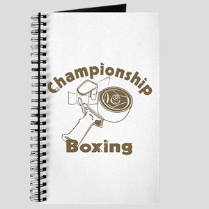 Championship Boxing Journal