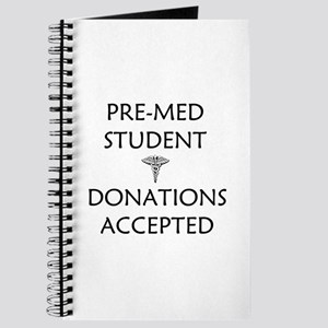 Pre-Med Student - Donations Accepted Journal