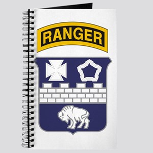 17Th Infantry Regiment - RANGER - Journal