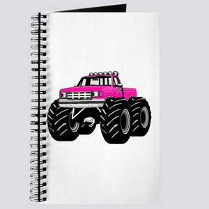 Pink MONSTER Truck Journal