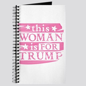 Woman for TRUMP Journal