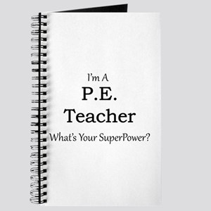 P.E. Teacher Journal