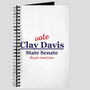 The Wire Vote Clay Davis Journal