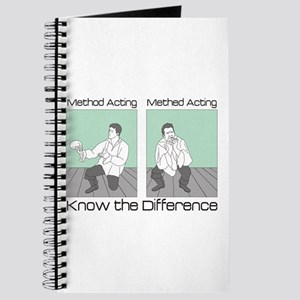 Methed Acting Journal